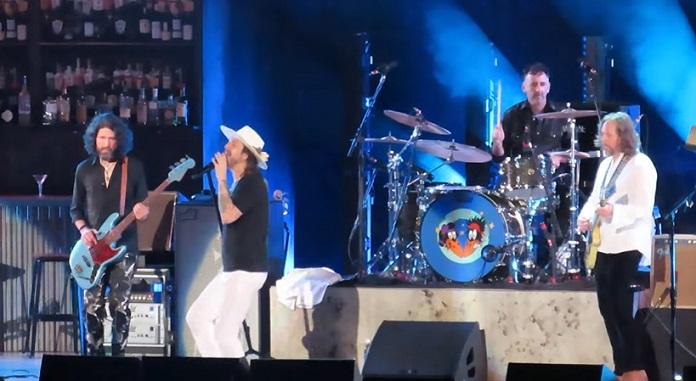 The Black Crowes turnê 30 anos