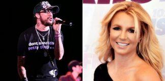 AJ McLean e Britney Spears