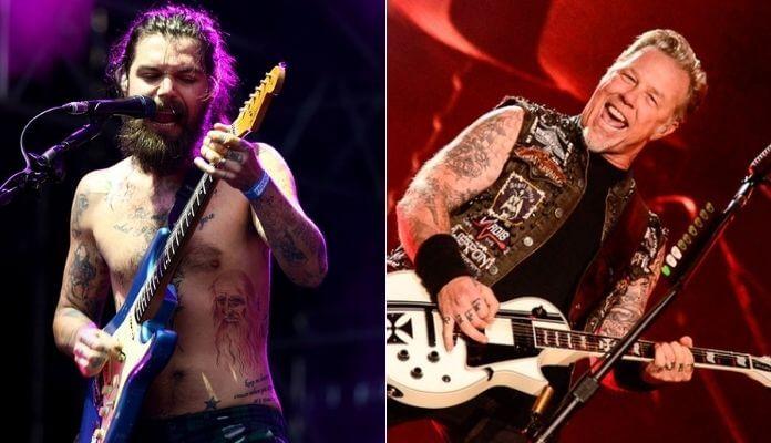 Biffy Clyro regrava Metallica