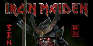 "Iron Maiden anuncia novo disco ""Senjutsu""; veja capa e tracklist"