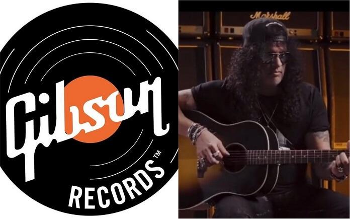 Gibson lança gravadora e novo disco de Slash é o primeiro lançamento