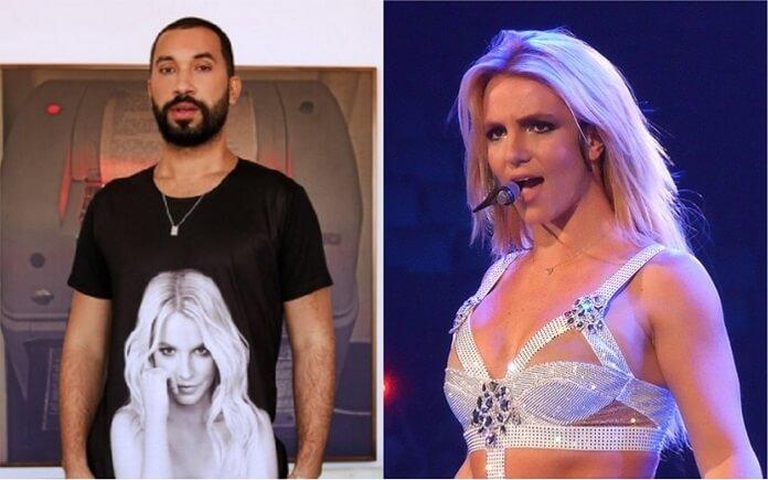 Gil do Vigor declara seu amor e apoio a Britney Spears em publicação