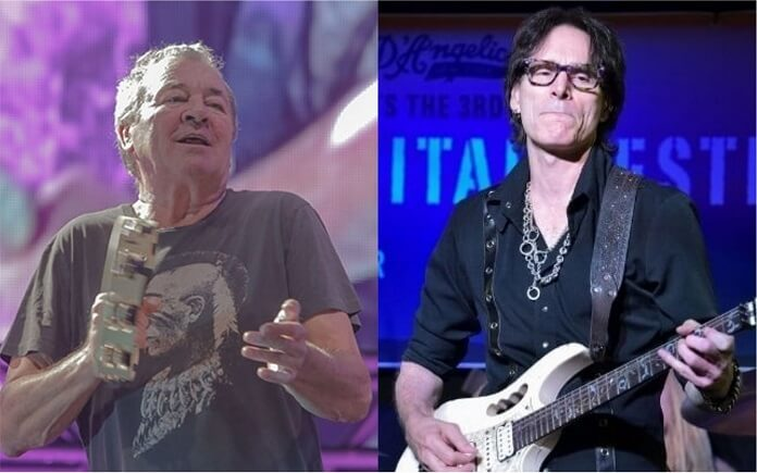 Ian Gillan (Deep Purple) e Steve Vai listam músicas que mudaram suas vidas