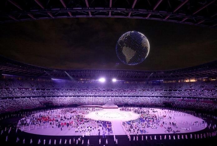 Abertura das Olimpíadas de Tóquio faz homenagem a Yoko Ono com performance de