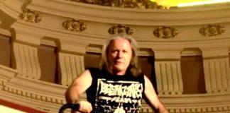 Iron Maiden faz convite para os fãs em Julho