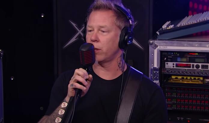 James Hetfield fala sobre o Metallica ser