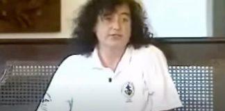 Jimmy Page no Brasil em 1994
