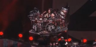 Último show de Joey Jordison com o Slipknot foi no Brasil; assista