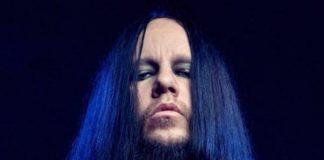 Joey Jordison, ex-baterista do Slipknot