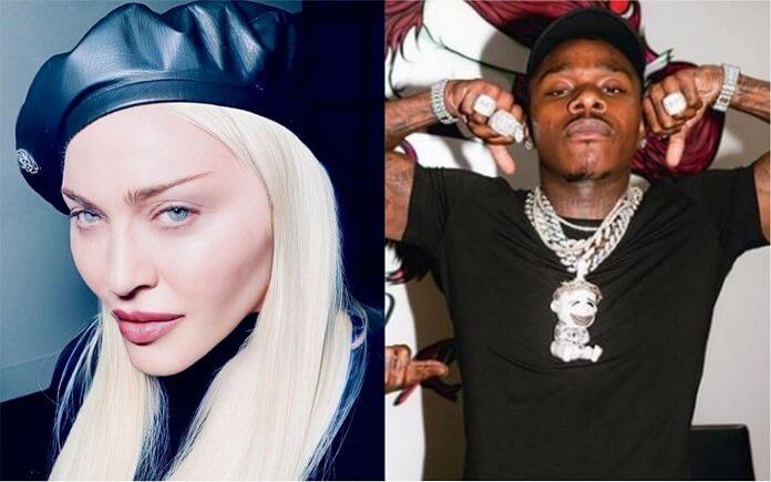 Madonna rebate comentários homofóbicos de DaBaby e diz que irá