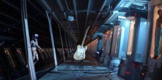 Matt Bellamy (Muse) usa guitarra de Jeff Buckley em músicas vendidas como NFTs