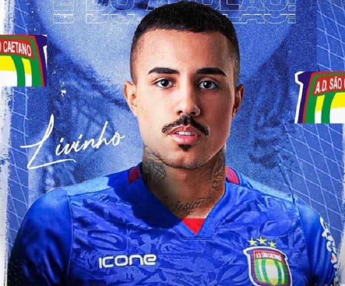 MC Livinho é o mais novo jogador contratado pelo São Caetano