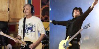 Paul McCartney e Billie Joe Armstrong