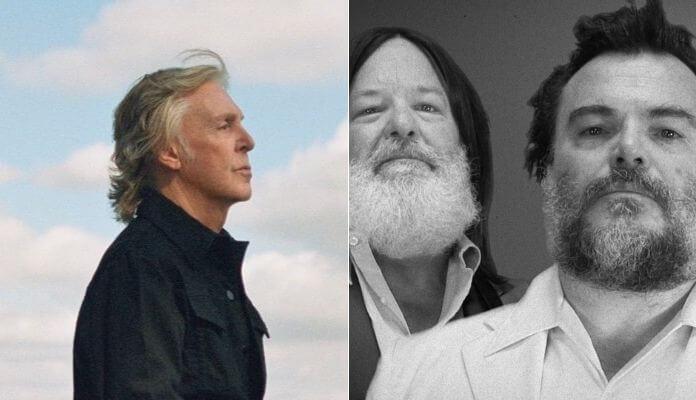 Paul McCartney e Tenacious D