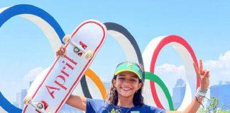 Rayssa Leal cita Charlie Brown Jr. em discurso emocionante sobre Olimpíadas