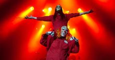 Slipknot celebra Joey Jordison