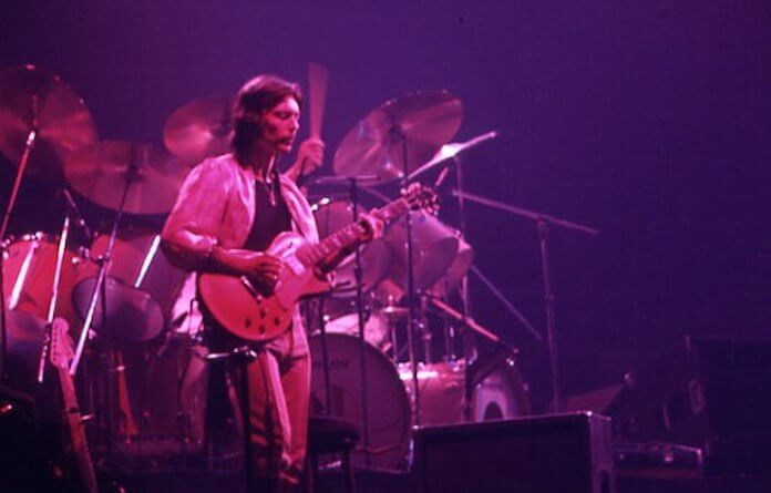 Steve Hackett, ex-Genesis