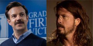 """Criador de """"Ted Lasso"""", Jason Sudeikis, revela que Foo Fighters foi inspiração para a série"""