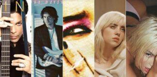 30 discos que você deveria ter ouvido em Julho