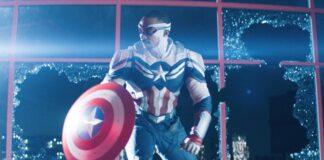 Anthony Mackie Capitão América