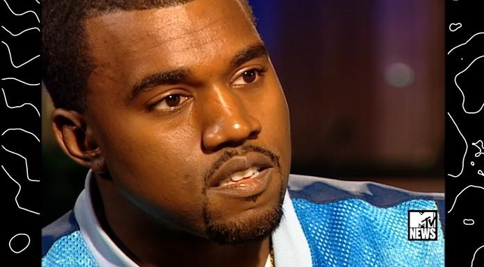 Kanye West em 2005
