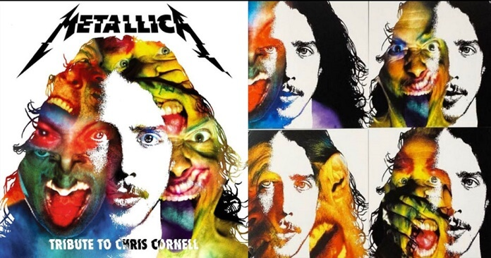 Metallica faz tributo a Chris Cornell