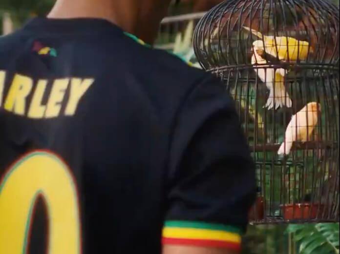 Ajax lança camiseta inspirada em Bob Marley