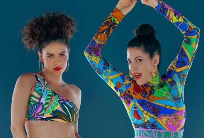 Cantora italiana Aramà e a paraense Luê lançam a dançante