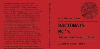 """Capa de """"Racionais MC's: Sobrevivendo no inferno"""""""