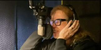 """Dave Mustaine compartilha """"último take vocal"""" do novo disco do Megadeth; veja"""
