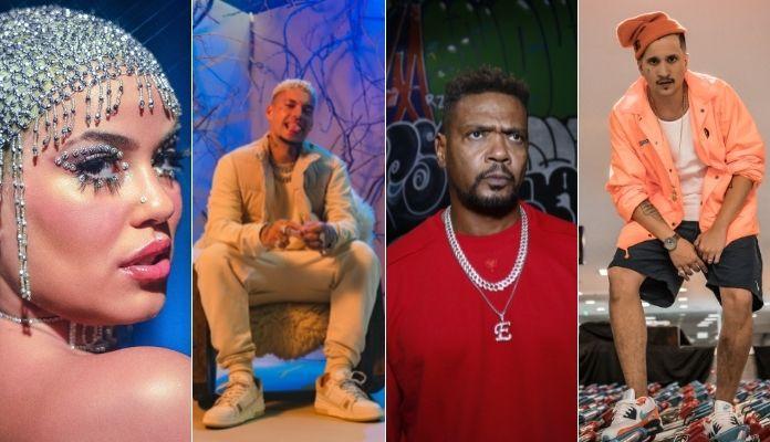 Bivolt, Filipe Ret, Edi Rock e Spvic celebram Dia do Rap Nacional