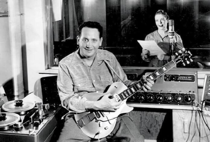 A primeira guitarra Gibson Les Paul vai ser leiloada