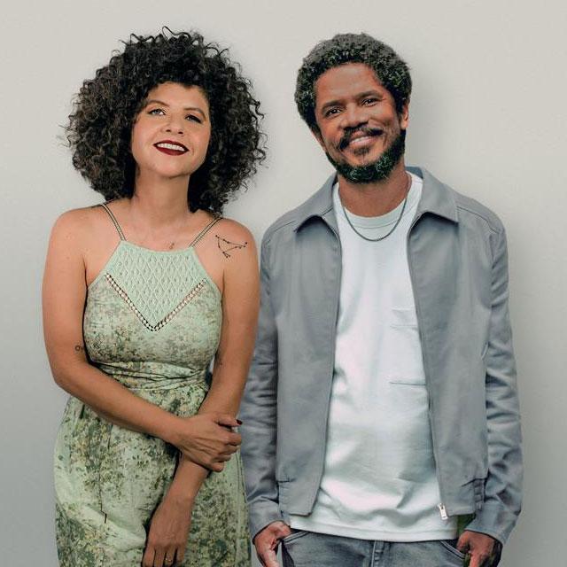 Roberta Campos e Alexandre Carlo