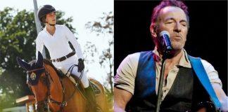 Filha de Bruce Springsteen, Jéssica Springsteen, faz estreia na equipe olímpica de hipismo dos EUA