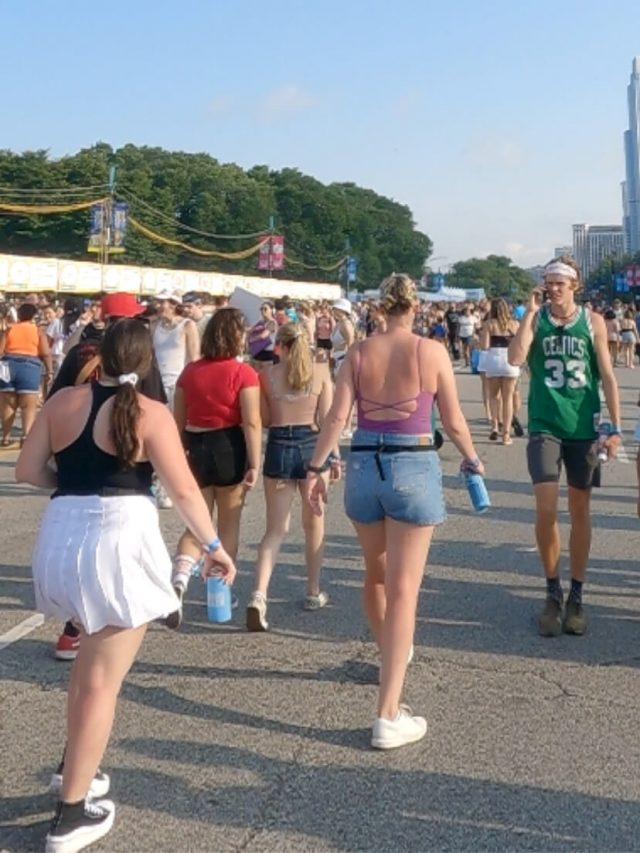 Estivemos na primeira edição do Lollapalooza desde o início da pandemia