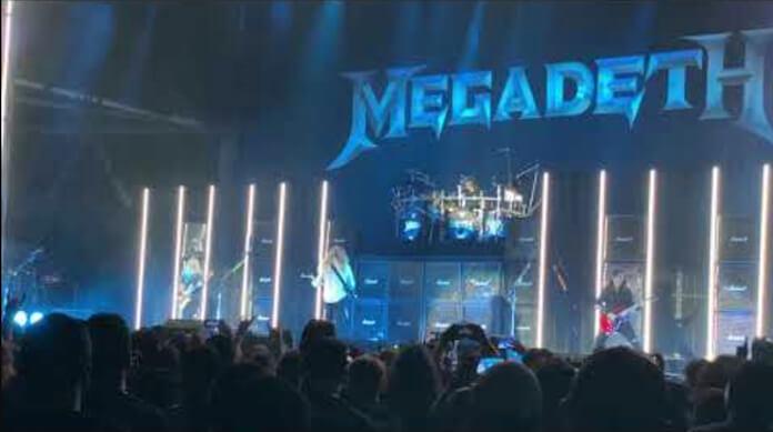 Megadeth volta aos palcos com James LoMenzo