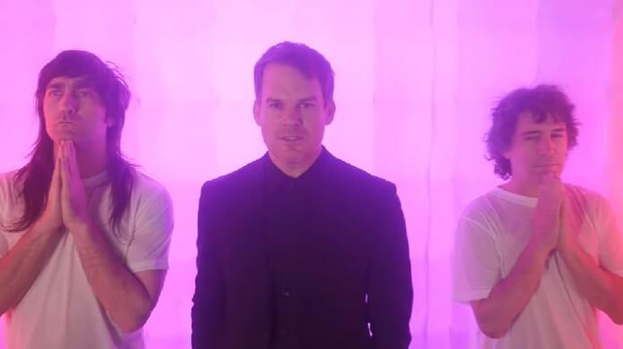 Banda de Michael C. Hall (Dexter) lança clipe para a faixa