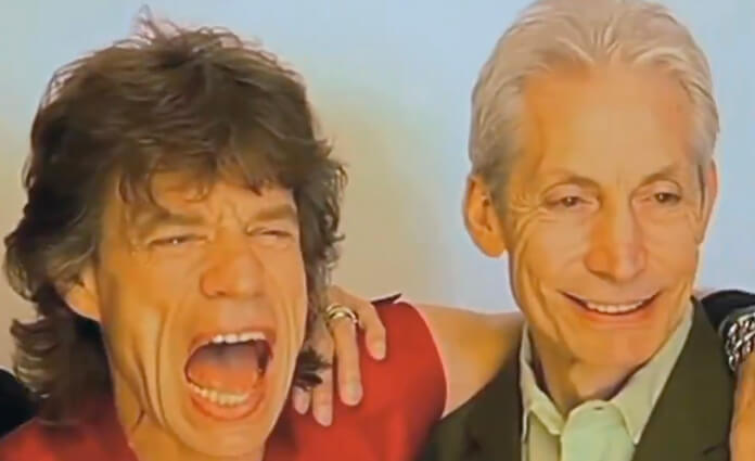 The Rolling Stones relembra Charlie Watts