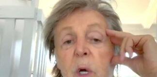 Paul McCartney fala sobre Charlie Watts