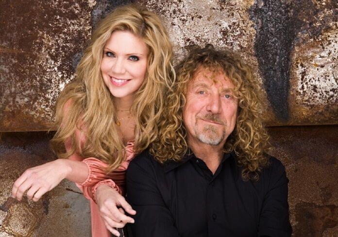 Robert Plant anuncia novo disco com Alison Krauss e lança single; veja capa e tracklist