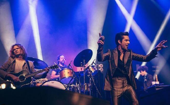 The Killers estreia músicas de