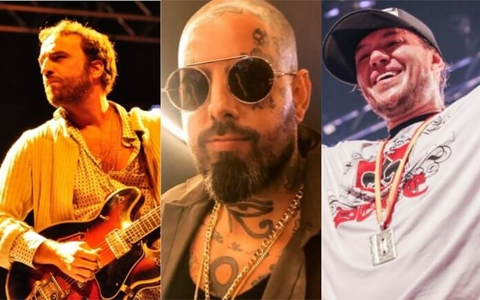 Tico Santa Cruz elege Los Hermanos e Charlie Brown Jr. como as melhores bandas de Pop Rock do país