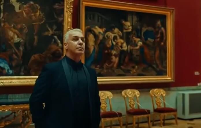 Till Lindemann anuncia NFT de 100 mil euros que inclui jantar com ele em Moscou