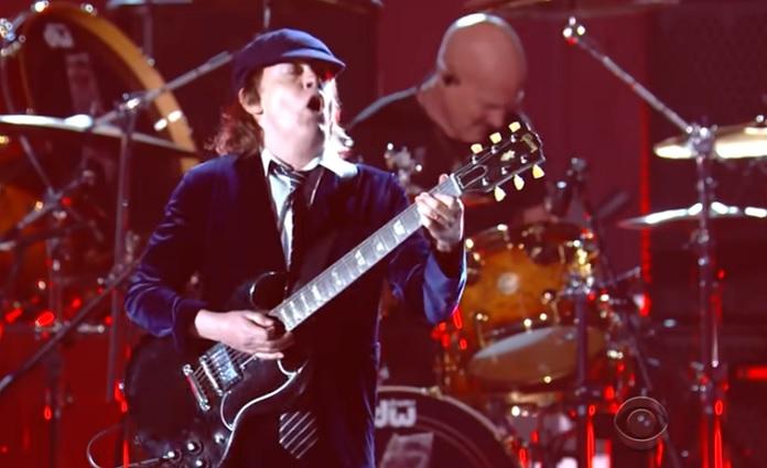 AC/DC Grammy 2015