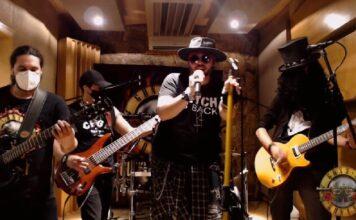 Banda cover de Guns N' Roses