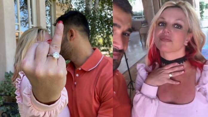 Britney Spears noivado