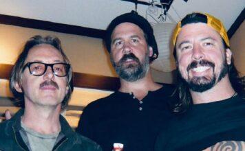 Butch Vig, Nirvana, Krist Novoselic, Dave Grohl