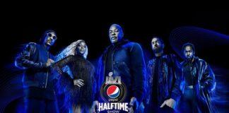 Dr. Dre, Snoop Dogg, Eminem, Mary J. Blige e Kendrick Lamar, Super Bowl