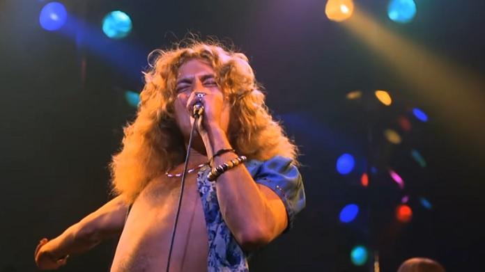 Led Zeppelin em 1973, em HD