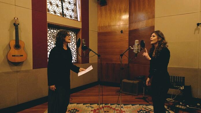 Lia Sophia e Zélia Duncan